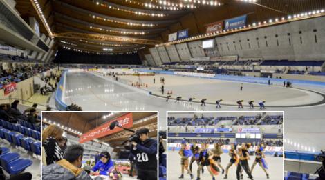 全日本スピードスケート距離別選手権大会